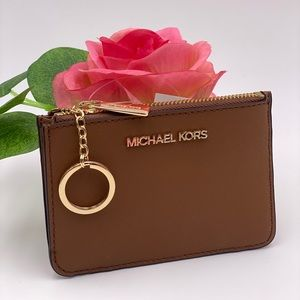 Michael Kors Small Pouch Wallet Card Holder